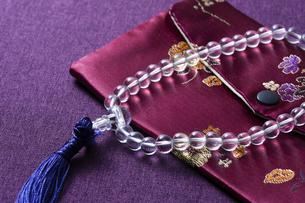 数珠の写真素材 [FYI04589160]