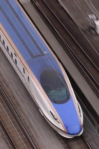 北陸新幹線W7系の写真素材 [FYI04589981]