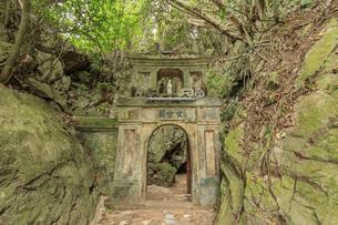 マーブルマウンテン(五行山)ベトナム ダナンの写真素材 [FYI04590383]