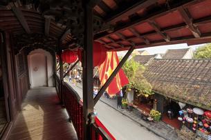 ホイアンの街並み ベトナム ホイアンの写真素材 [FYI04591362]