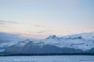 アイスランド・氷の洞窟(ヴァトナヨークトル)の写真素材 [FYI04591633]