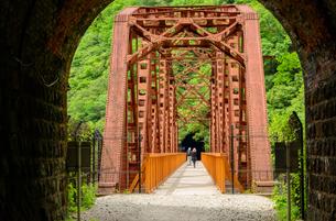 関西の風景 JR 福知山線廃線敷の写真素材 [FYI04592810]