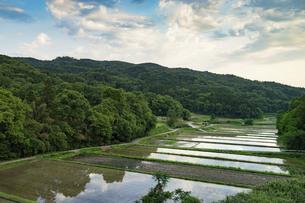 田舎の風景の写真素材 [FYI04593046]