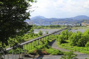 蓬莱橋の写真素材 [FYI04593087]