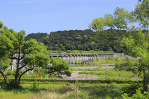 蓬莱橋の写真素材 [FYI04593525]