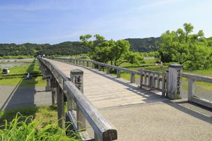 蓬莱橋の写真素材 [FYI04593554]