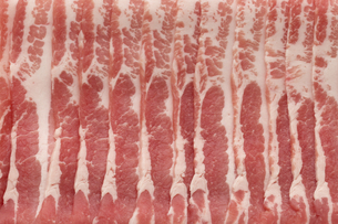 豚バラスライスの写真素材 [FYI04595172]