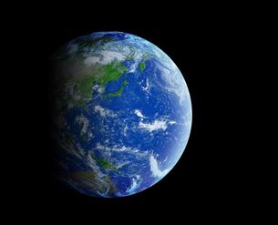 地球の写真素材 [FYI04595259]