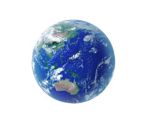 地球の写真素材 [FYI04595263]