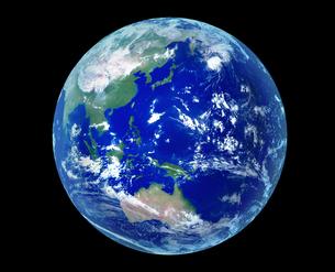 地球の写真素材 [FYI04595266]