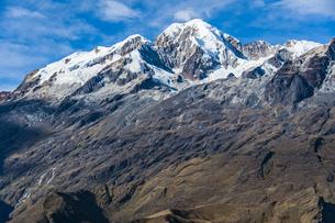 レアル山群の名峰イヤンプーの写真素材 [FYI04595339]