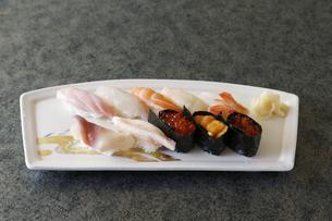 生寿司の写真素材 [FYI04595371]