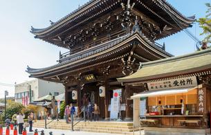 関西の神社仏閣 中山寺の写真素材 [FYI04596029]