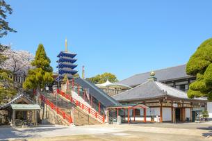 関西の神社仏閣 中山寺の写真素材 [FYI04596030]