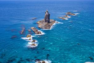 神威岩の写真素材 [FYI04596996]
