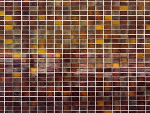 レトロなタイルの壁の写真素材 [FYI04597149]