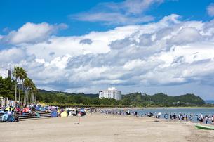 宮崎県 青島ビーチの写真素材 [FYI04597643]