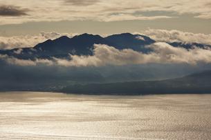 函館山展望台からの眺望の写真素材 [FYI04597879]