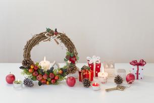 クリスマス飾りの写真素材 [FYI04598655]