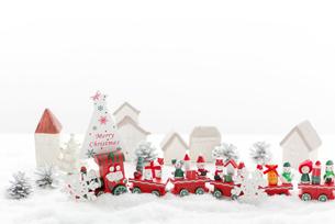 クリスマス飾りの写真素材 [FYI04598656]