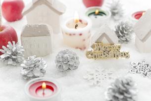 クリスマス飾りの写真素材 [FYI04598658]