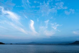 博多湾風景の写真素材 [FYI04599561]