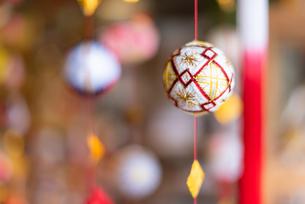 柳川の雛祭の飾り さげもんの写真の写真素材 [FYI04599574]