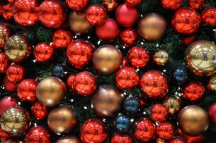 クリスマスの飾りの写真素材 [FYI04600653]