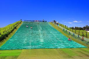 ソレイユの丘(長井海の手公園)の写真素材 [FYI04600787]