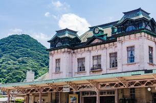 旧門司港駅舎の写真素材 [FYI04601004]
