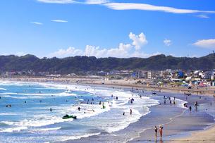 2020年 夏の湘南海岸の写真素材 [FYI04601067]