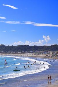 2020年 夏の湘南海岸の写真素材 [FYI04601068]