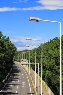 神奈川県 国道134号の写真素材 [FYI04601211]
