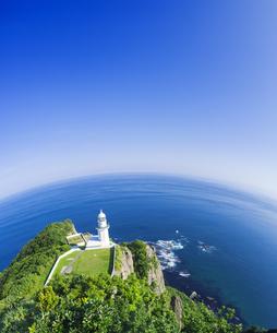 北海道 風景 室蘭市 チキウ岬灯台の写真素材 [FYI04601322]