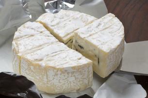 ブルーチーズの写真素材 [FYI04602313]