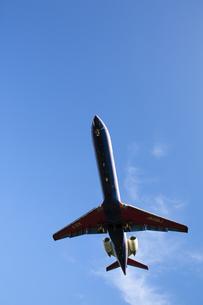 飛行機の写真素材 [FYI04602352]