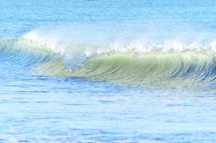 波しぶきの写真素材 [FYI04603296]