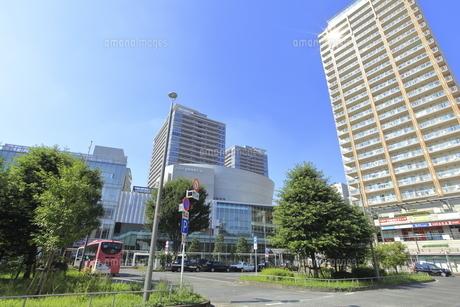 武蔵小金井駅南口の写真素材 [FYI04603386]