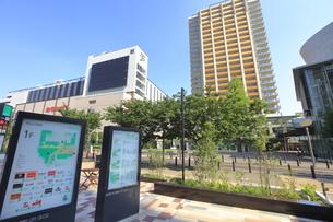 武蔵小金井駅南口 ノノワ武蔵小金井の写真素材 [FYI04603394]