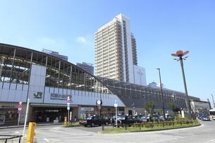 武蔵小金井駅北口の写真素材 [FYI04603398]