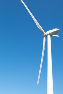茨城県 神栖市 風力発電の写真素材 [FYI04603937]
