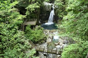 竜神の滝の写真素材 [FYI04605280]
