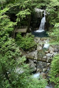 竜神の滝の写真素材 [FYI04605281]