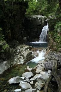 竜神の滝の写真素材 [FYI04605282]