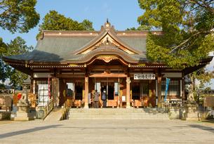 関西の神社仏閣 赤穂市 大石神社の写真素材 [FYI04605429]