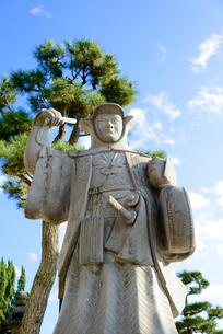 関西の神社仏閣 赤穂市 大石神社の写真素材 [FYI04605432]