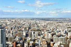 札幌の街並みの写真素材 [FYI04605436]