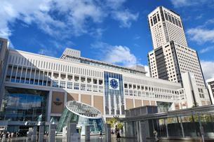 札幌駅ビルの写真素材 [FYI04605438]