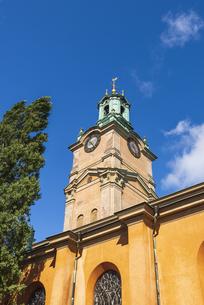 スウェーデン、ストックホルム大聖堂の写真素材 [FYI04605567]