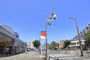 花小金井駅北口の写真素材 [FYI04605959]